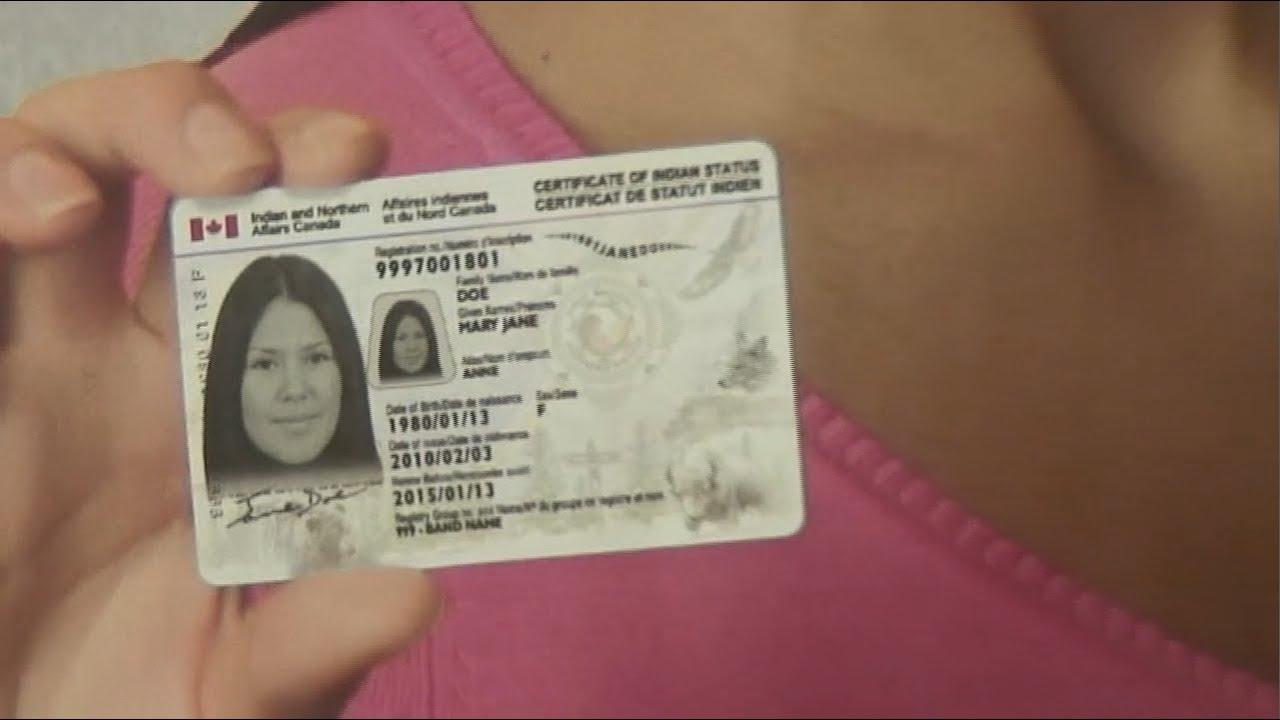 important notice on aandc status cards