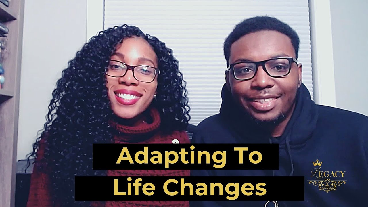 ADAPTING TO CHANGE  - The Legacy Podcast #45