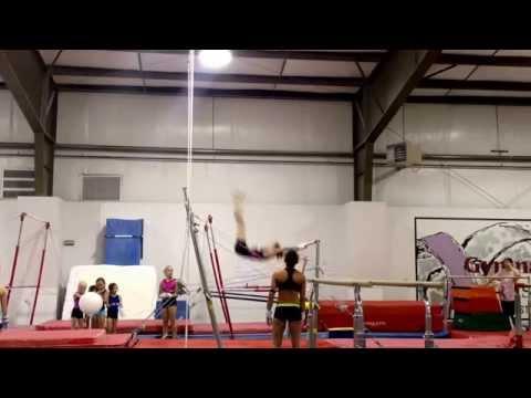 Emily Carey~Northeast Gymnastics Academy~Blind Bail Series~2014