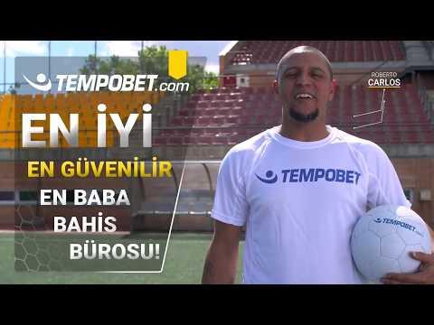 Roberto Carlos regional partnership in Turkey with Tempobet