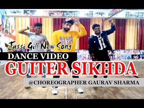 Dance   Guitar Sika  D4U DANCE ACADEMY  Jassi Gill  Choreography By Gaurav Sharma