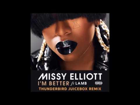 Missy Elliot - I'm Better ft. Lamb (Baltimore Club Remix)