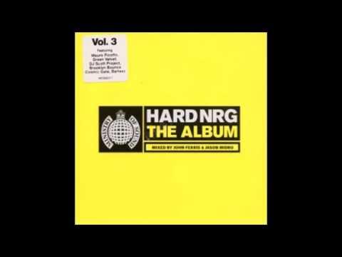 Hard Nrg - The Album Vol.3 CD2 Mixed By Jason Midro