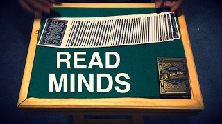 Gambar cover Read Minds With This Simple Card Trick!