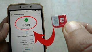 सिर्फ दो App से मेने कमाये Rs5000 Paytm cash by Jio ||Live Proof|| 2018