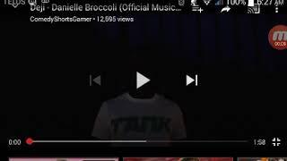 Deji - Danielle broccoli diss track reaction