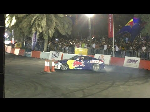 Red Bull Car Park Drift 2017 - Qatar Qualifier