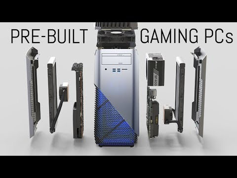 10 Best Pre-Built Gaming PCs of 2018