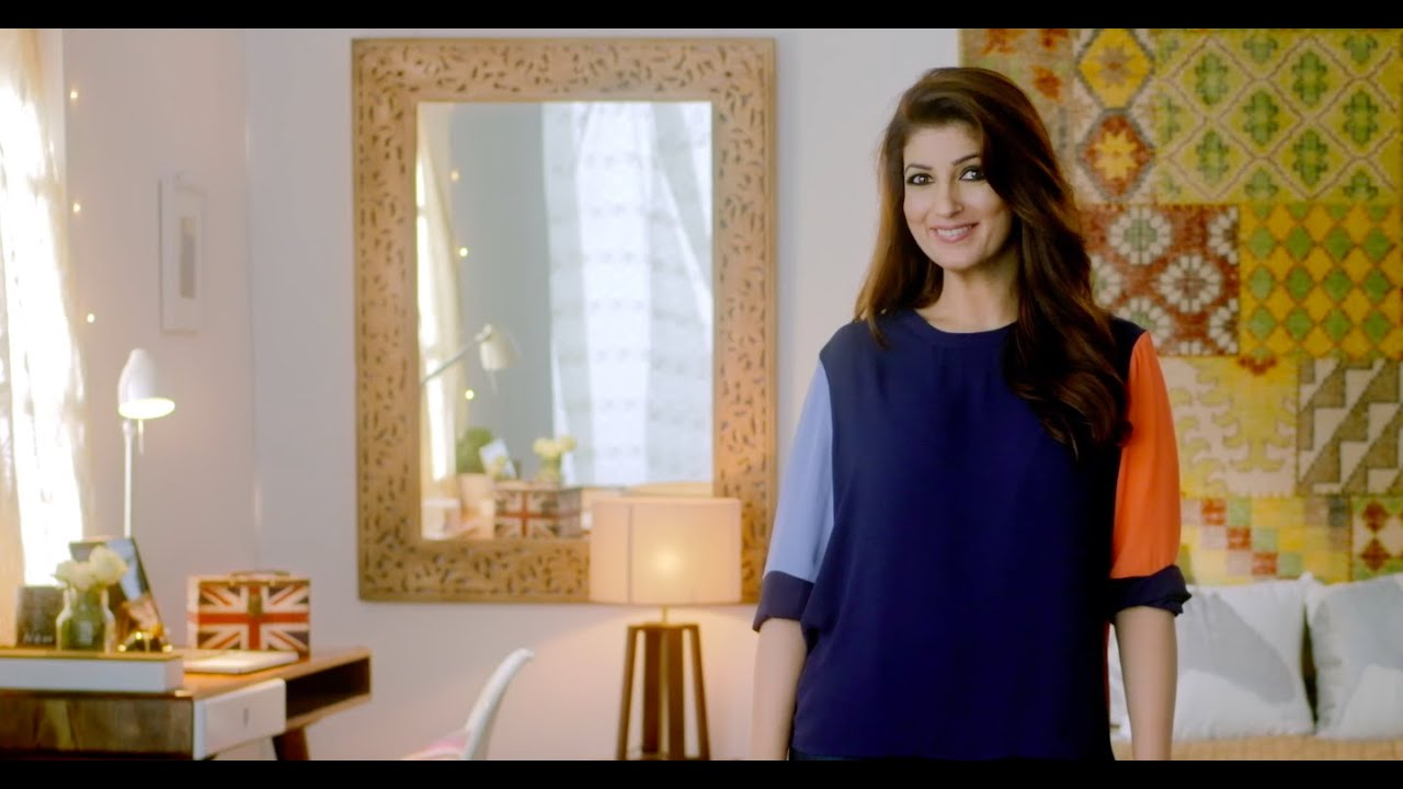 Home decor tips interior design ideas for indian home diy for Interior designs by twinkle khanna