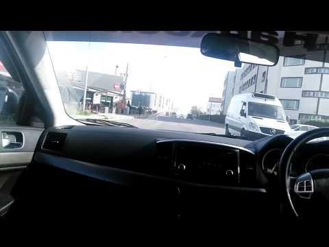 Lefkoşa-Ercan Havalimanı arası Mitsubishi Lancer 2011 1.5 manuel sağ direksiyon sürüş..(K.K.T.C.)