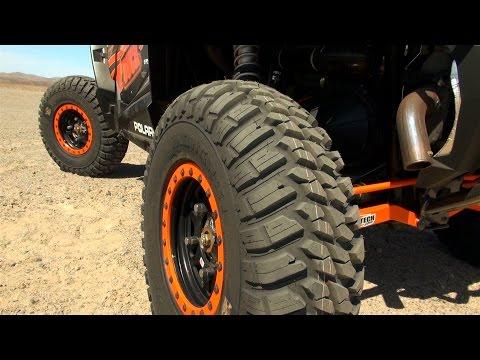 GBC Kanati Mongrel UTV, ATV Tire Test