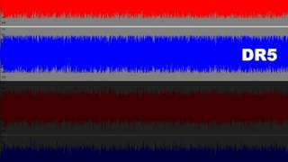 Loudness War [Nightwish - Over the Hills and Far Away]