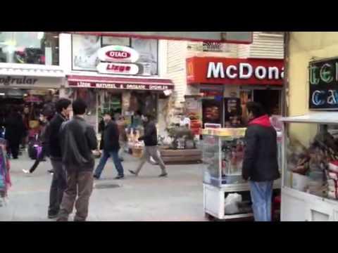 Shopping in Kadıköy Istanbul