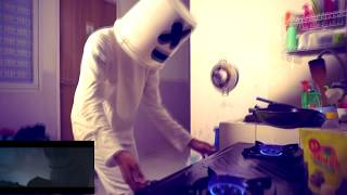 marshmello alone parody by team of fools