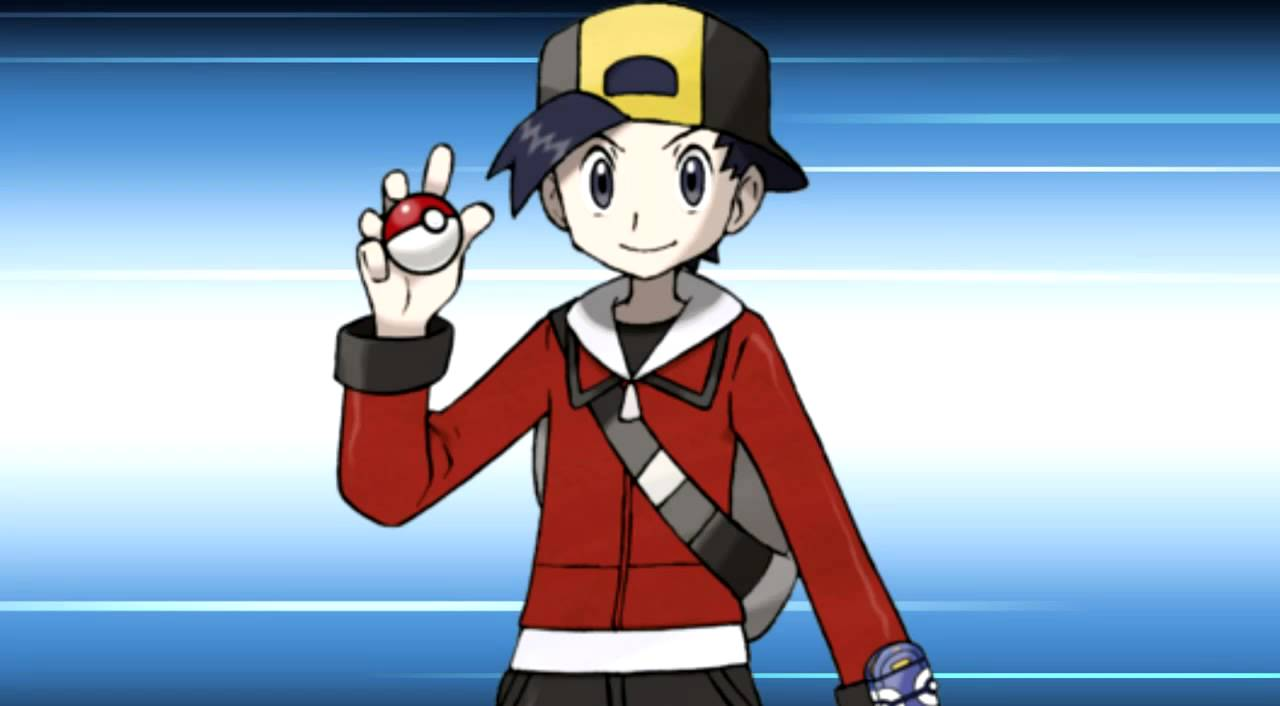 Pok 233 Mon Omega Ruby And Alpha Sapphire Vs Johto Trainer