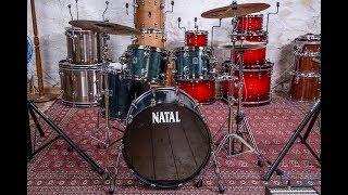 Gambar cover Natal Originals Series Walnut Shell Pack - Drummer's Review