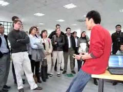 INSEAD course: Building Business in China