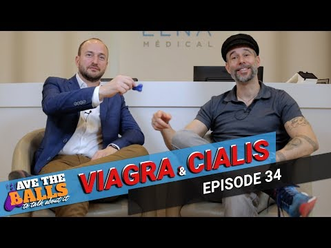 How To Does VIAGRA Or CIALIS Work?