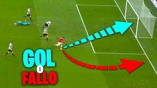 GOL o FALLO CHALLENGE ¡IMPOSIBLES acertar TODO!