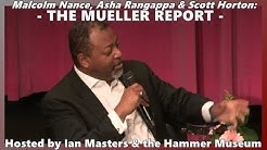 -The Mueller Report Revealed - // Malcolm Nance @ The Hammer Museum MSNBC