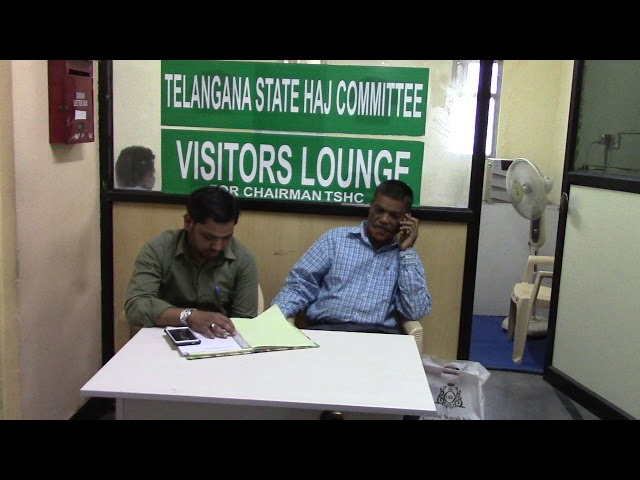 Selection of Assistant Haj Officers and Haj Assistants for Haj 2019