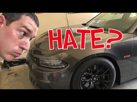 The 6 things I hate about my 2018 Scatpack Charger. ✔️