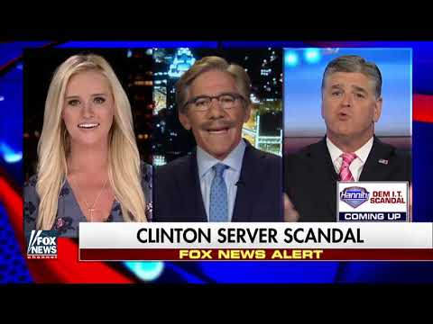 Tomi Lahren Joins Fox News With a Bang On Hillary Clinton Email's