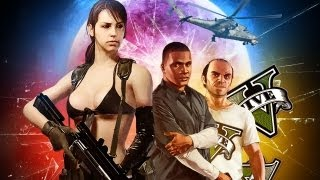 Канобувости  Grand Theft Auto V, SteamOS, MGS V (166 й выпуск)