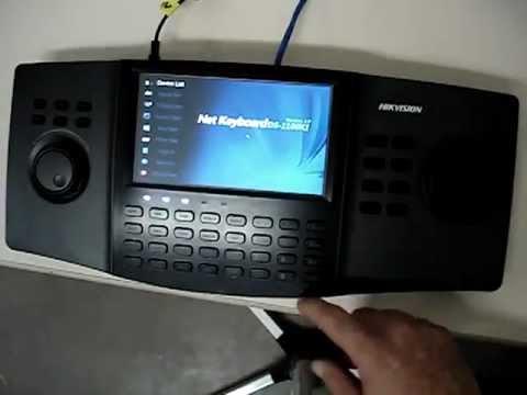 IP Joystick DS-1100KI -HIKVISION