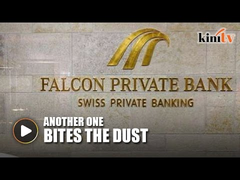 Singapore shuts down Falcon Bank for links with 1MDB funds