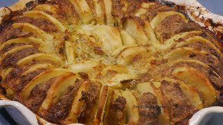 Potato & Chicken Bake for Dinner