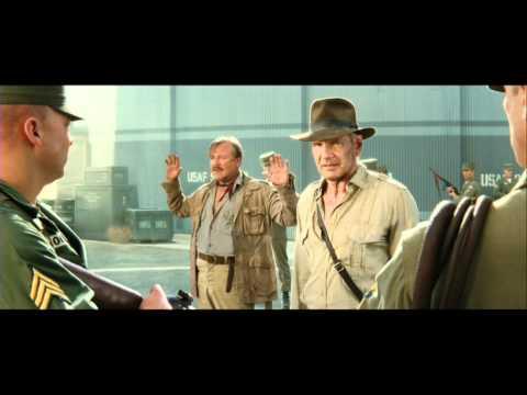 Indiana Jones ed il regno del teschio di Cristallo trailer ita