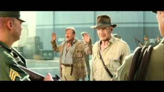 Indiana Jones ed il regno del teschio di Cristallo trailer ita