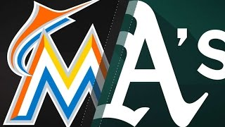 5/23/17: Bour notches four hits as Marlins win 11-9