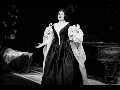 """Joan Sutherland sings """"Par le rang... Salut a la France!"""" (Covent Garden, 1966)"""