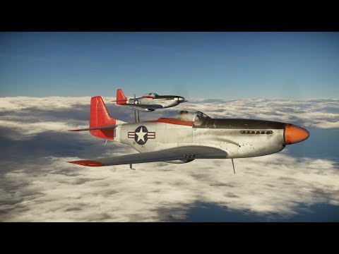 SS2 : War thunder : Red tails สงครามกลางเวหาของเสืออากาศผิวสี