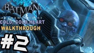 Batman: Arkham Origins - Cold Cold Heart DLC Walkthrough Part 2 Hunting Freeze