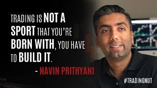 Recipe Of A True Trader W/ Navin Prithyani - Forex Trading Interview | 54 Mins