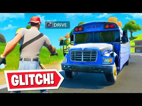 Fortnite GLITCHES You HAVE TO TRY!