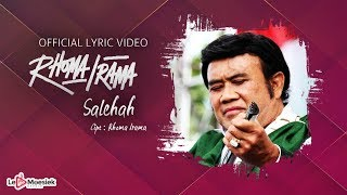 Download Rhoma Irama - Salehah (Official Lyric Video)