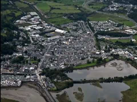A487 Porthmadog, Minffordd and Tremadog Bypass