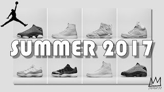 ATMOS & ATMOS PACK RELEASE LOCATIONS, AIR JORDAN 2017 SUMMER COLLECTION & MORE!