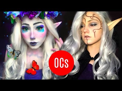 !NEW! Original Character (OC) Musical.ly Cosplay Compilation 2018