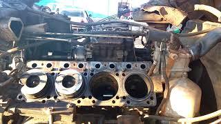 Кап. ремонт двигателя КАМАЗ-740.02