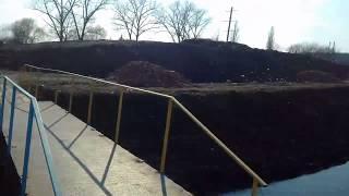 Сад Бернацкого Новый мост через 2 Беленькую Часть 4