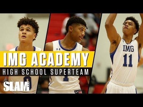 IMG Academy is a High School SUPER TEAM! 😤 Noah Farrakhan & More!