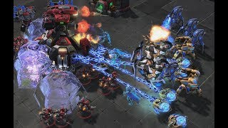 EPIC - IMYURI (P) v Ketroc (T) on Ephemeron - StarCraft 2 - Legacy of the Void 2020
