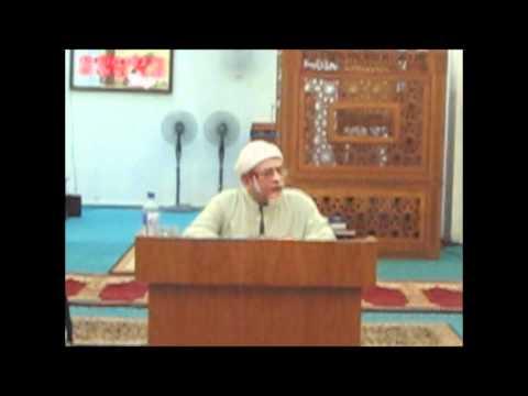 Kuliah Umum Tuan Guru YB Datuk Seri Haji Abdul Hadi Awang di Masjid Al-Azhar, KUIS (3/5)
