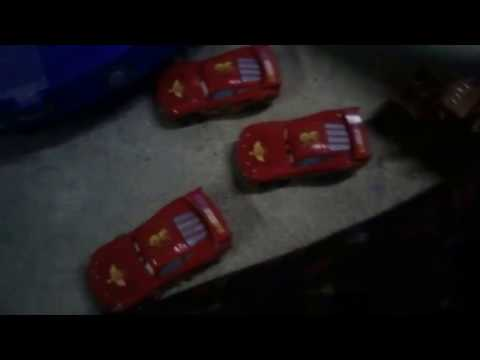 Cars 2 Quick-Changers Playset