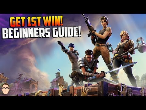 Fortnite How to Win More Games Solo - Beginners Guide & Tips (Fortnite Battle Royale Live)